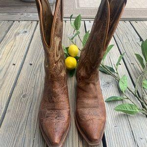 🍋 Justin BRL103 Ladies Bent Rail Western Boots